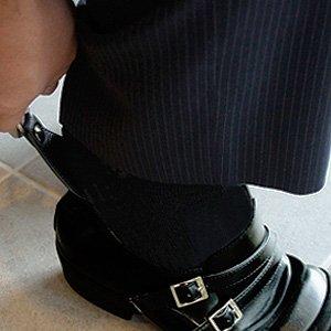 靴の着脱もビジネスマナー